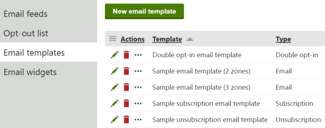 Preparing Email Templates Kentico Documentation - Product promotion email template