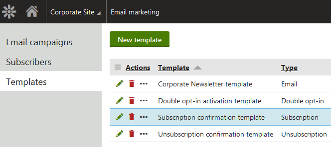 Preparing Email Campaign Templates Kentico 82 Documentation