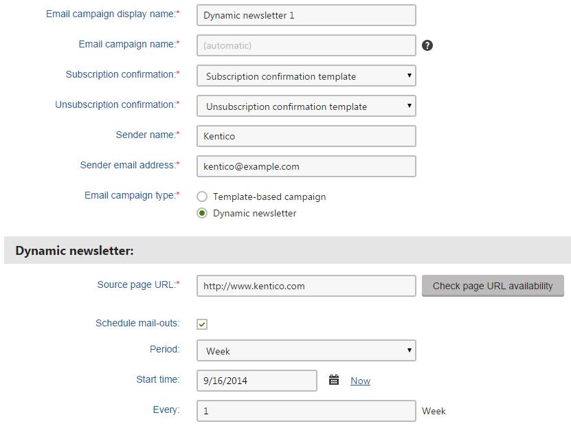 creating dynamic newsletters kentico 8 2 documentation